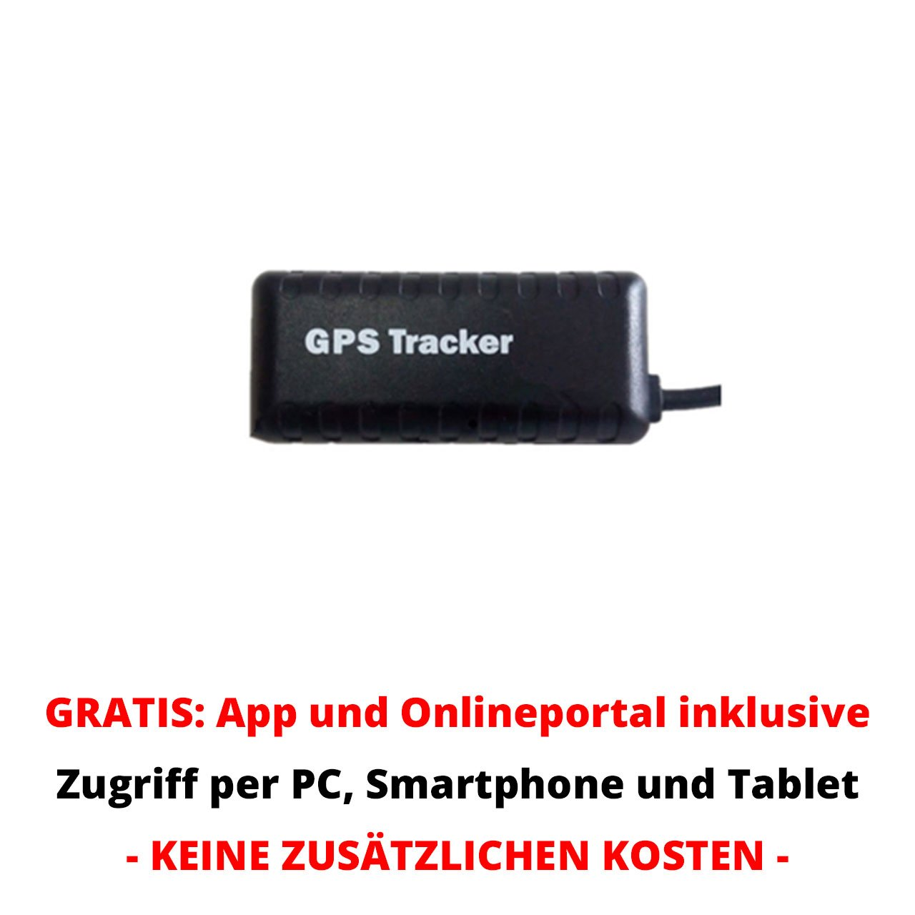 mini gps tracker f r auto lkw motorrad etc peilsender. Black Bedroom Furniture Sets. Home Design Ideas